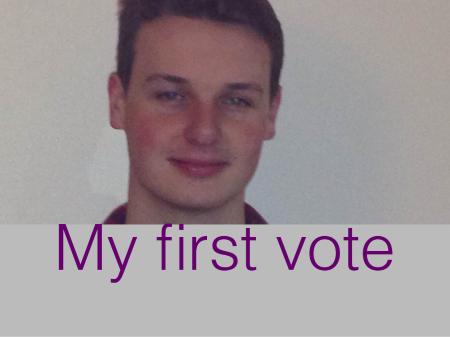 My first vote | Why I am voting Labour