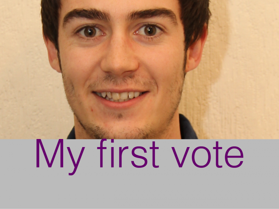 My first vote | Why I'm voting Conservative