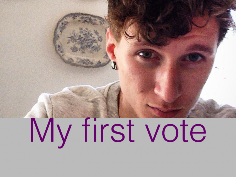 My first vote | Why I am voting for the Greens