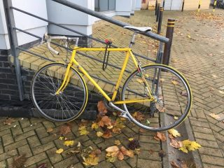 Wintery warning to West Yorkshire cyclists