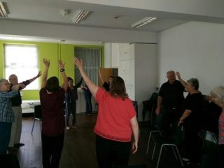 Dance classes designed to help those with Parkinson's