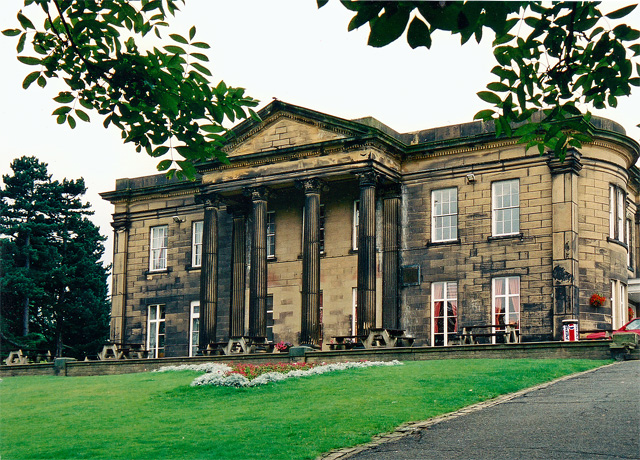 The Mansion, Roundhay, where the conference will be held on Wednesday 10 October ( Copyright Stephen Richards and licensed for reuse under this Creative Commons Licence)