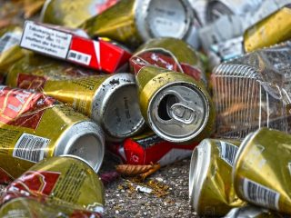 Cans of alcohol now DNA tagged to stop street drinking
