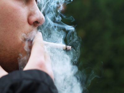 Smoking could be banned in council houses