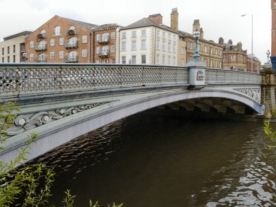 Historic Leeds Bridge given full reopening date