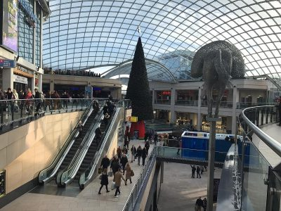Leeds retailers get by despite a drop in shoppers