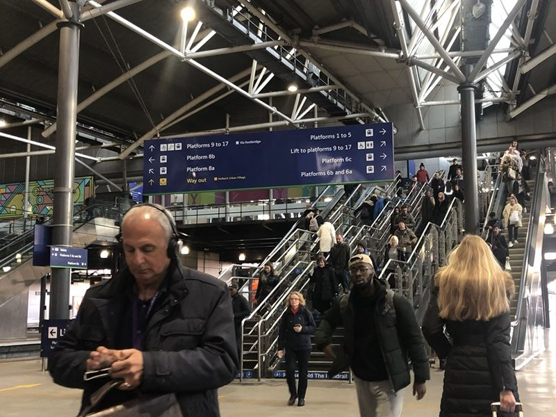 New timetables are a 'shambles' says Leeds train guard