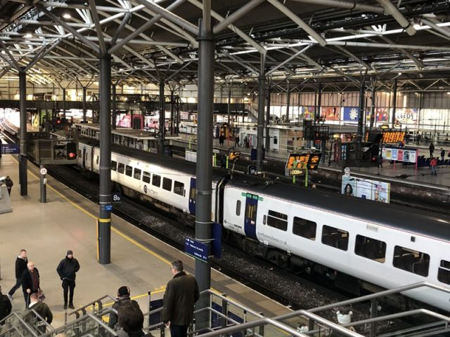 Old train timetables were creating issues including delays and congestion